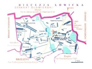 ParafiaK-nek_mapa
