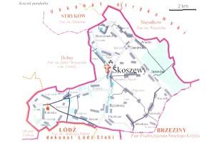 ParafiaSkoszewy_mapa